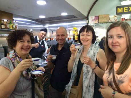 Vomero Food Tour Napoli